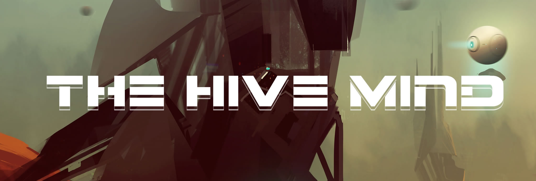 The Hive Mind banner